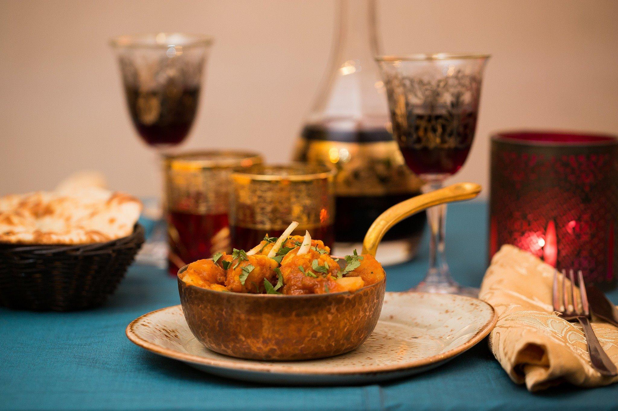 Ristorante piatti indiani gregorio vii roma ristorante for Piatti roma