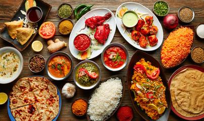 Specialità Indiane